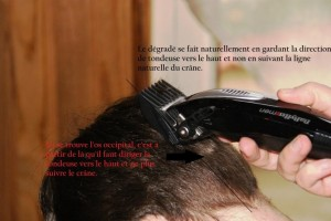 coupe cheveux tondeuse homme garçon