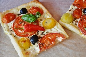 tarte provençale tomate